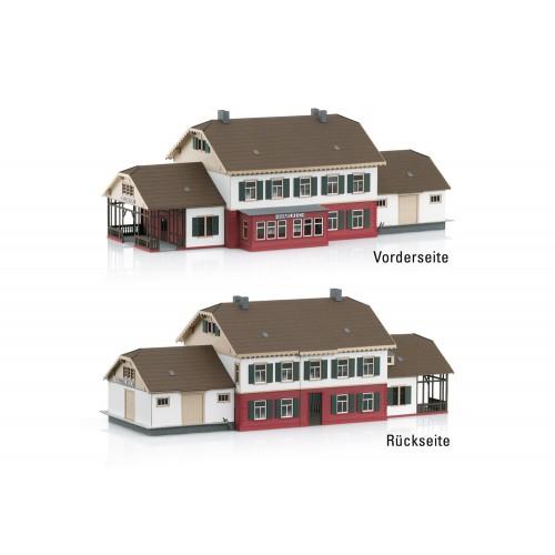"72793 ""Himmelreich"" Station Building Kit"