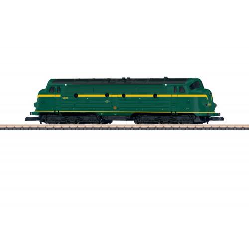 88634 Class 54 Diesel Locomotive