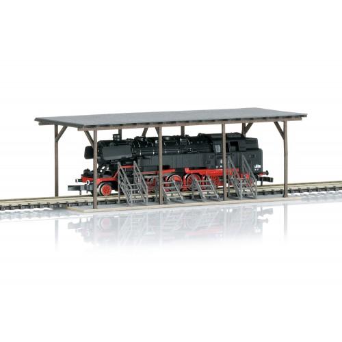 88889 Class 85 Steam Locomotive, Road Number 85 007