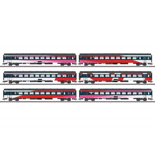 42648 ICRm IC Express Train Passenger Car Set