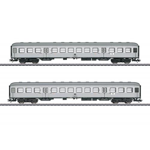 """43147 Silberlinge / """"Silver Coins"""" Passenger Car Set"""