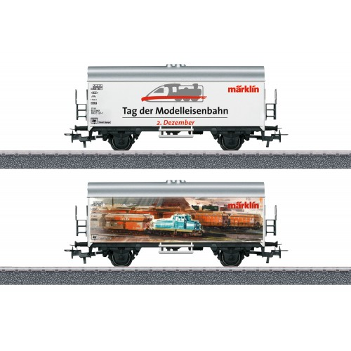 44260 Refrigerator Car – International Model Railroading Day 2019