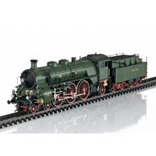 "39436 Class S 3/6 Steam Locomotive, the ""High Stepper"""