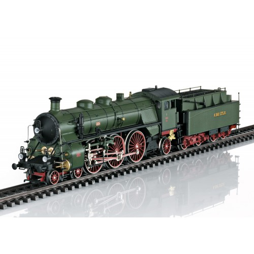 "39436 Class S 3/6 Steam Locomotive, the ""High Stepper"""