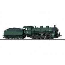 39550 Freight Steam Locomotive with a Tender.NEW ITEM 2015