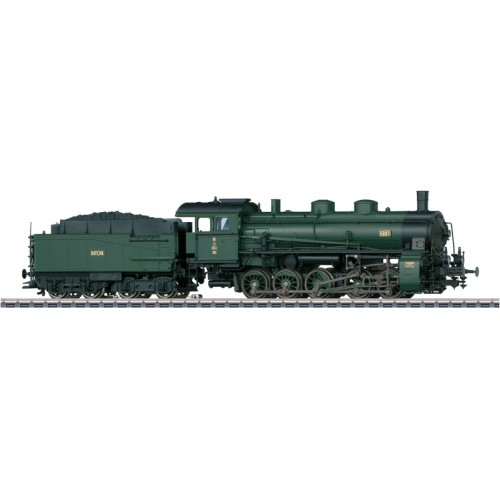 39551 Freight Steam Locomotive with a Tender.NEW ITEM 2015