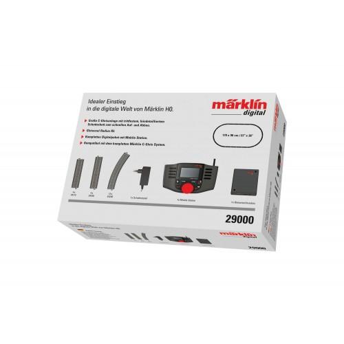 29000 A Digital Start. 230 Volts