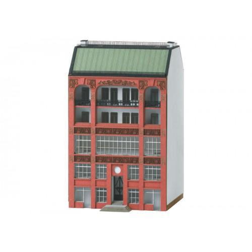 T66306 Building Kit for a City Building in Art Nouveau
