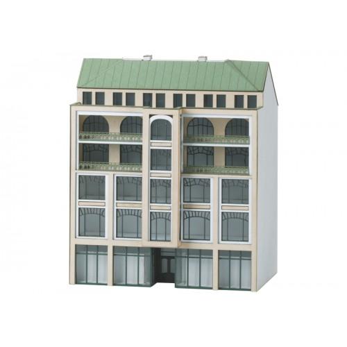 T66307 Building Kit for a City Building in Art Nouveau