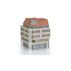 T66331 Kit for a City Corner Building