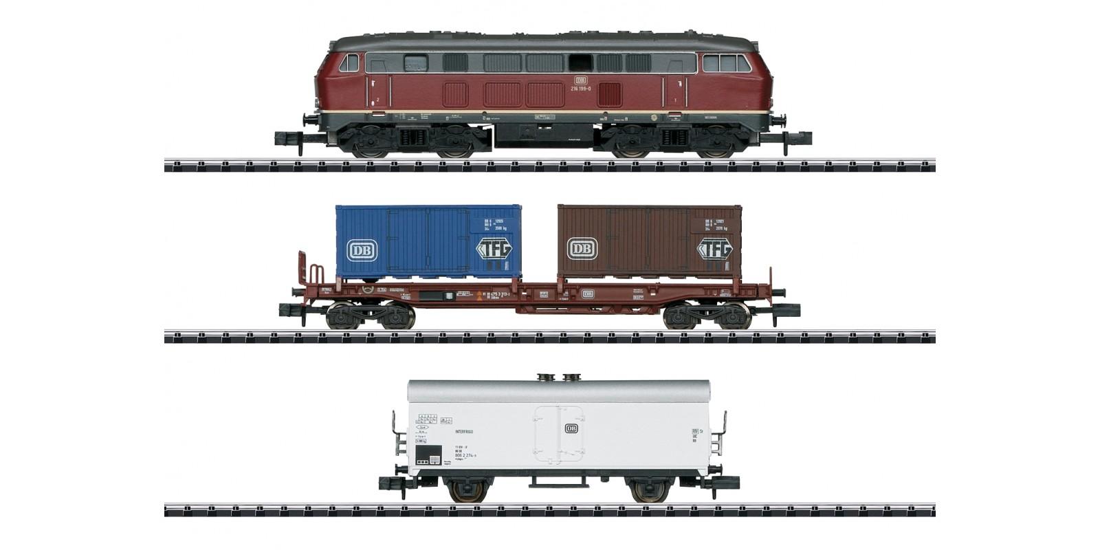 T11146 Freight Train Starter Set