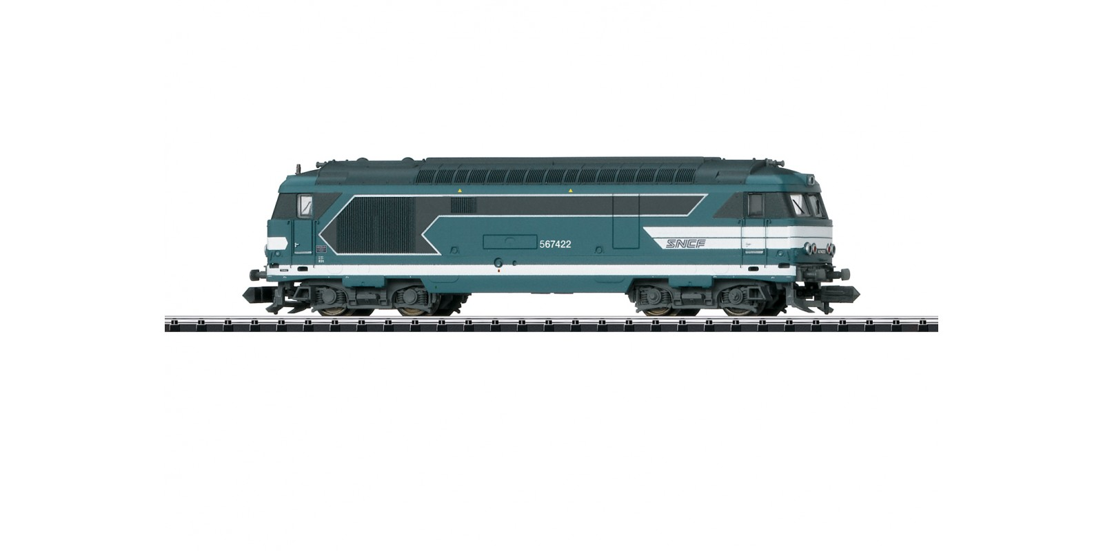T16705 Class BB 67400 Diesel Locomotive