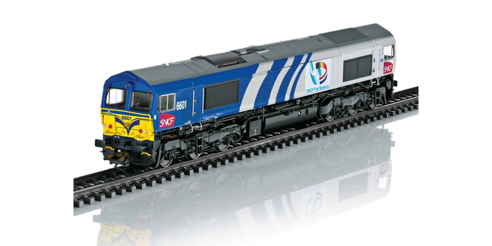 39064 Class 66 Diesel Locomotive
