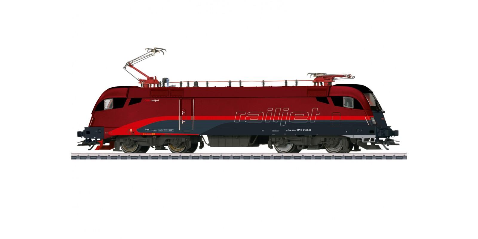 39871 Class 1116 Electric Locomotive