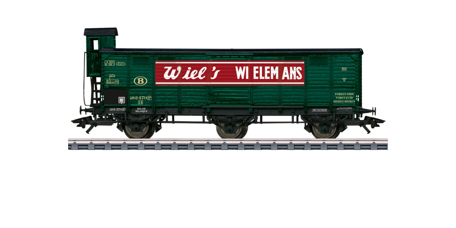 46164 Beer Refrigerator Car