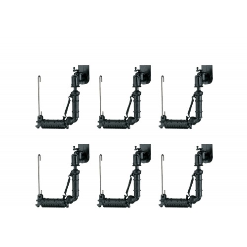 56805 Set of Heating Lines, 6 Pieces (H4069)