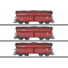 46238 Selbstentladewagen-Set DB AG