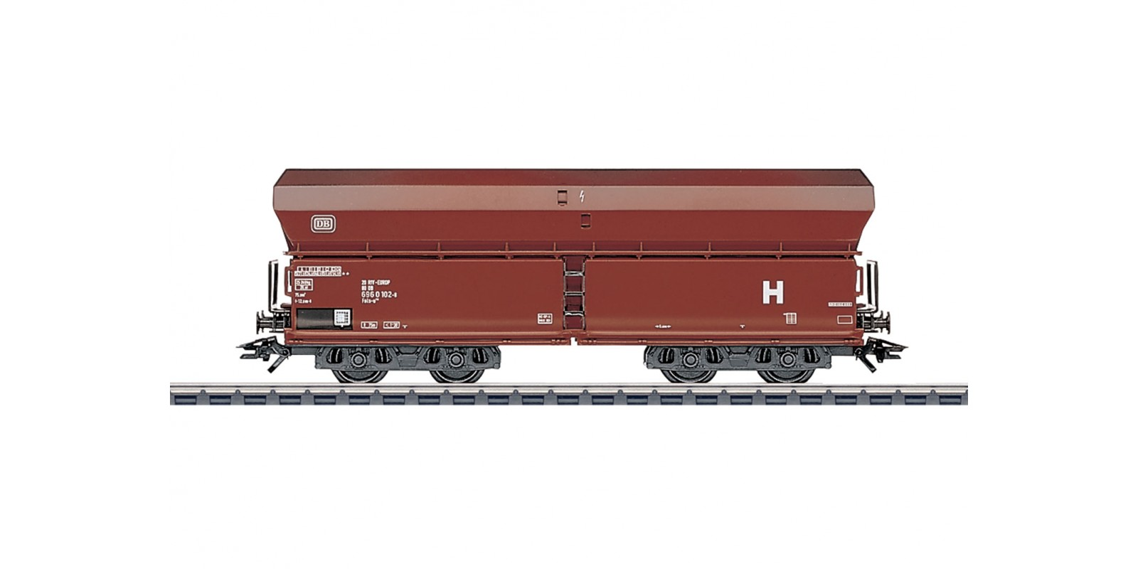 4624 Hopper Car