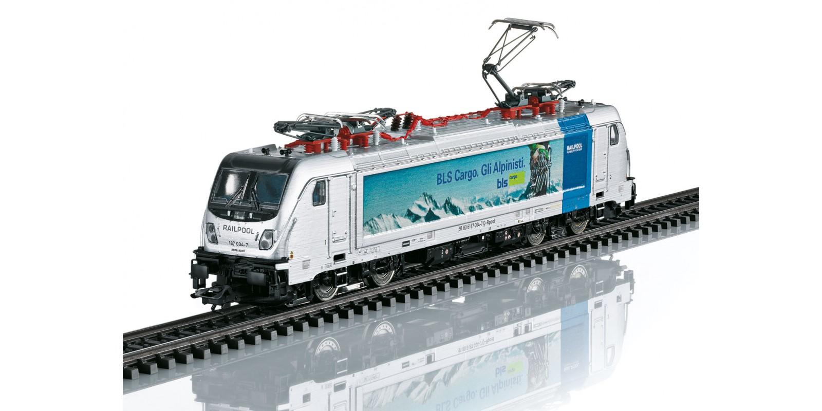 36631 Class 187.0 Electric Locomotive