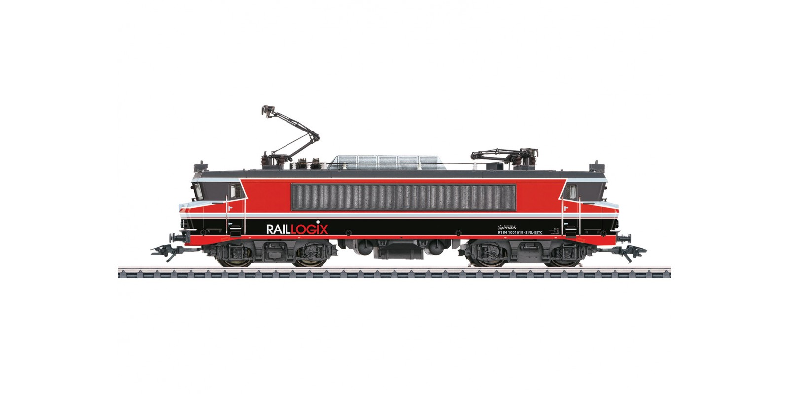 37219 Class 1600 Electric Locomotive