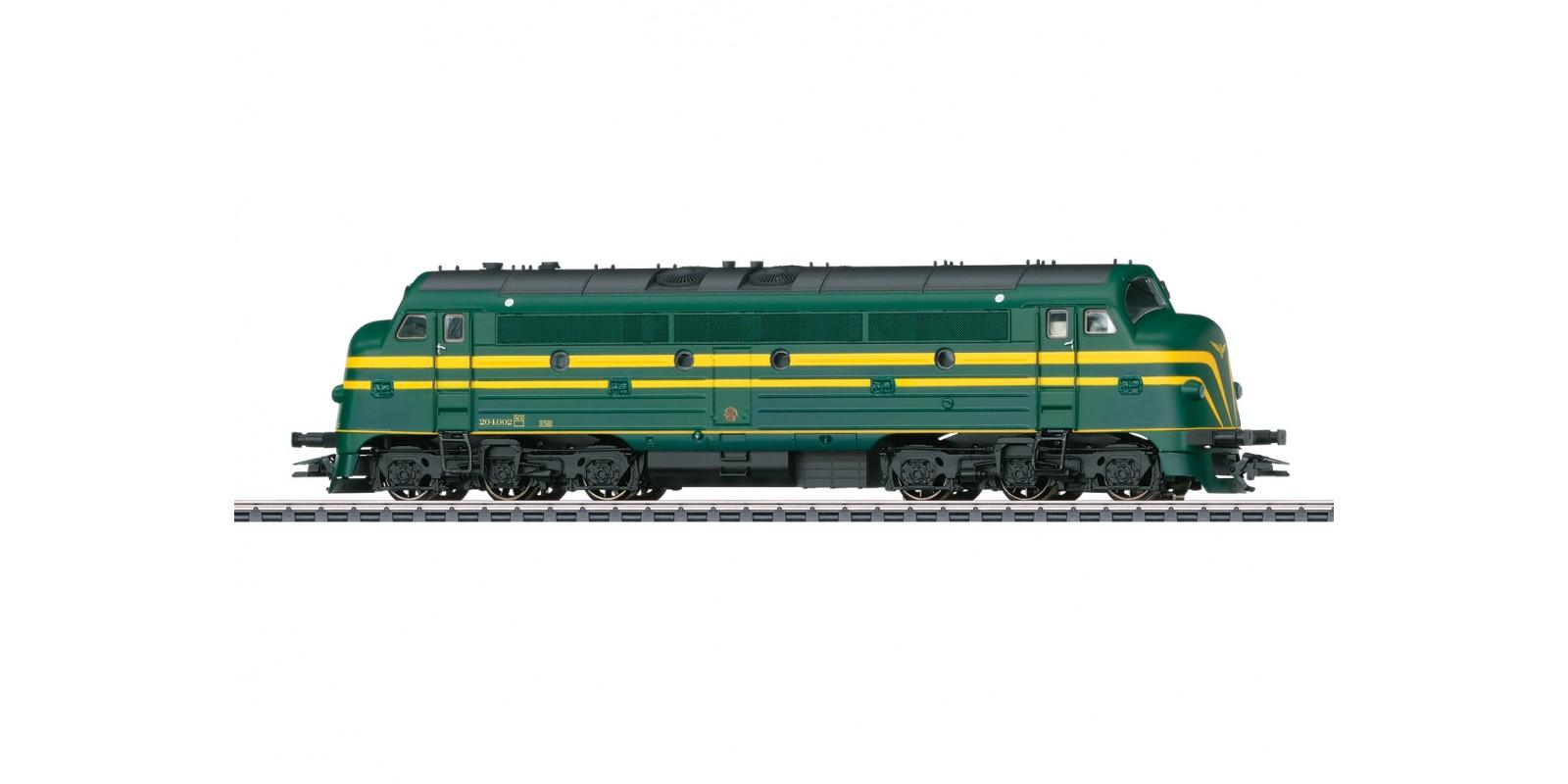 39676 Class 204 Diesel Locomotive