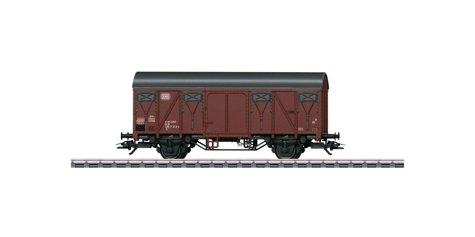 44500 Type Gs 210 Boxcar