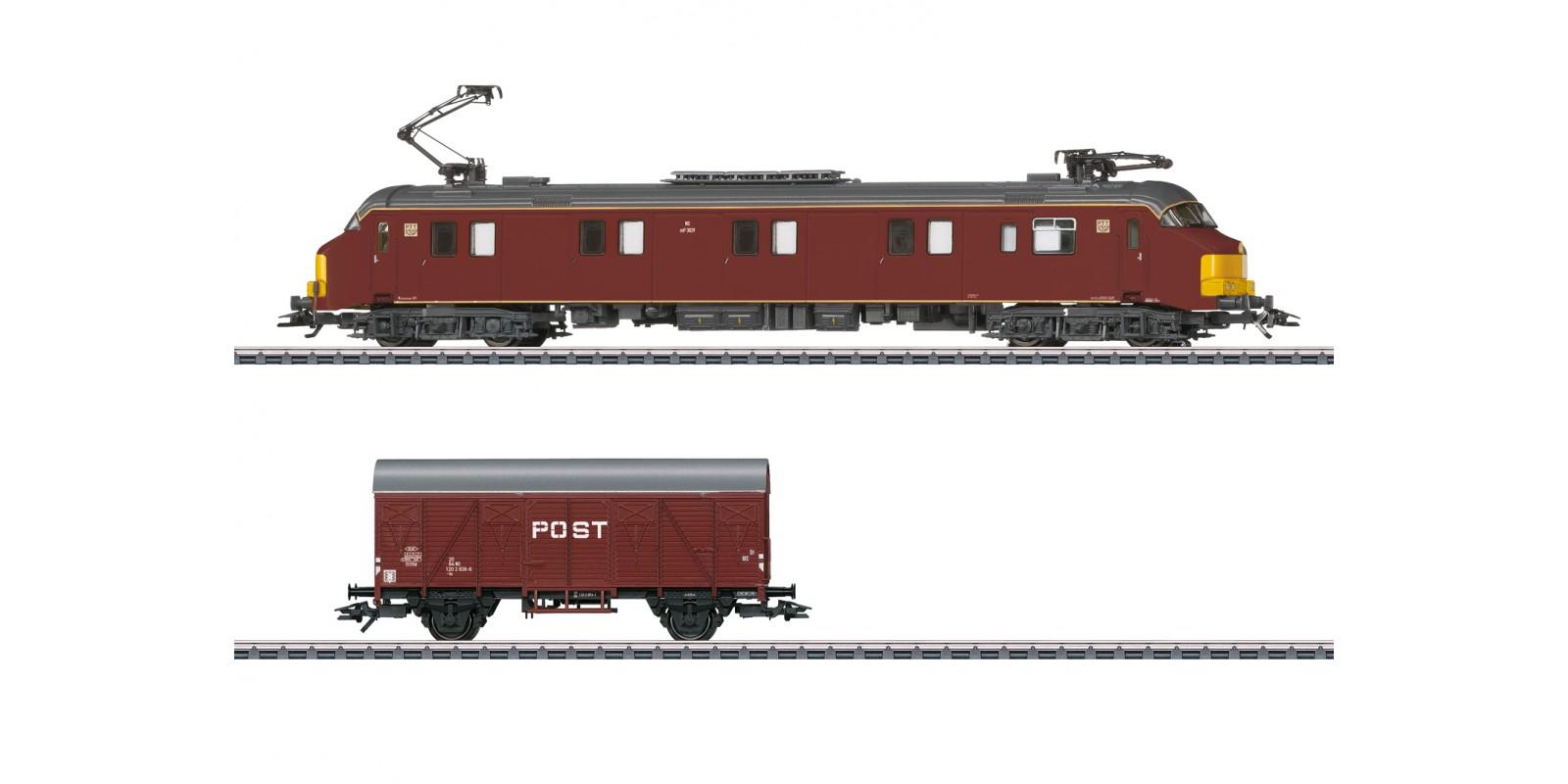 26613 Class mP 3000 Postal System Electric Powered Rail Car