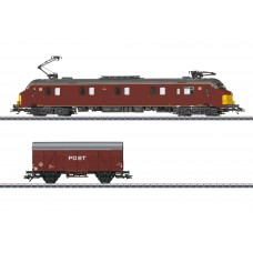 26613 Class mP 3000 Postal System Electric Powered Rail Car