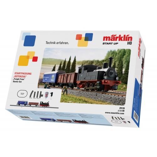 """029139 Märklin Start up - Startpackung """"Güterzug"""""""