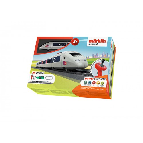 "029306 Märklin my world - ""TGV"" Starter Set"