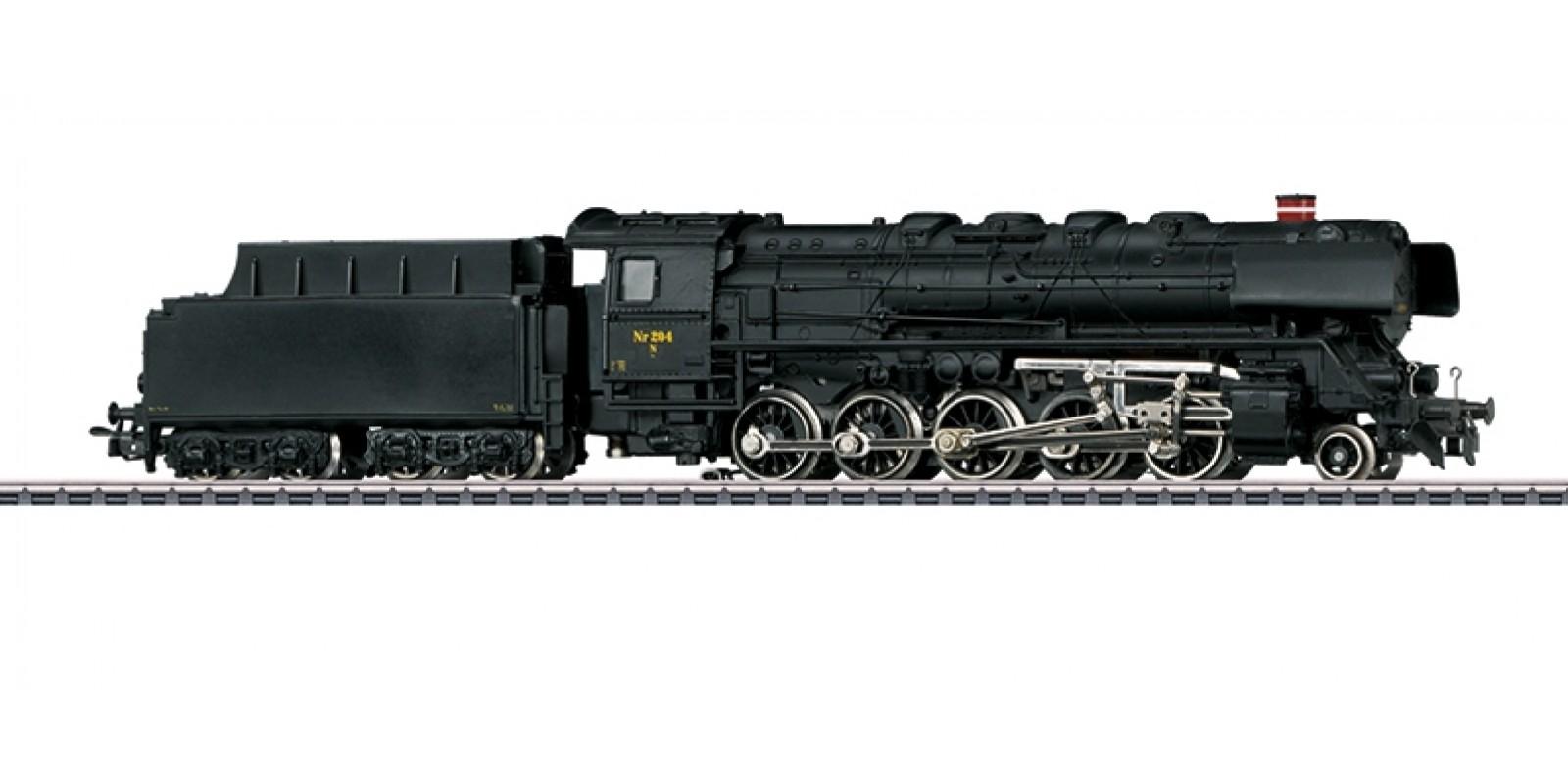 030470_02 Danish State Railways (DSB) class Litra N