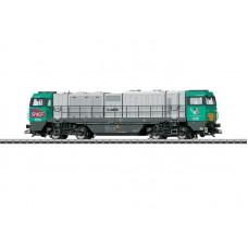 37209 Class G 2000 BB Vossloh Diesel Locomotive