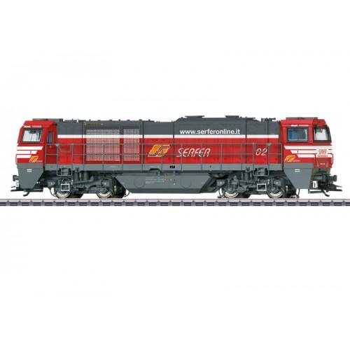 37215 Class G 2000 BB Vossloh Diesel Locomotive