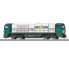 37216 Class G 2000 BB Vossloh Diesel Locomotive