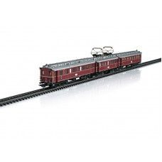 37487 Class ET 87 Electric Powered Rail Car Train