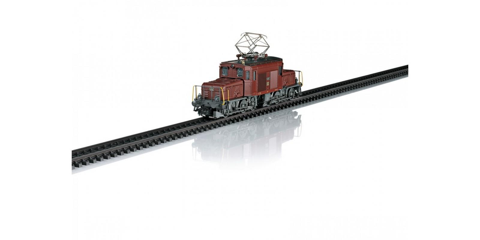 """37511 Class De 6/6 """"Seetal Crocodile"""" Electric Locomotive"""