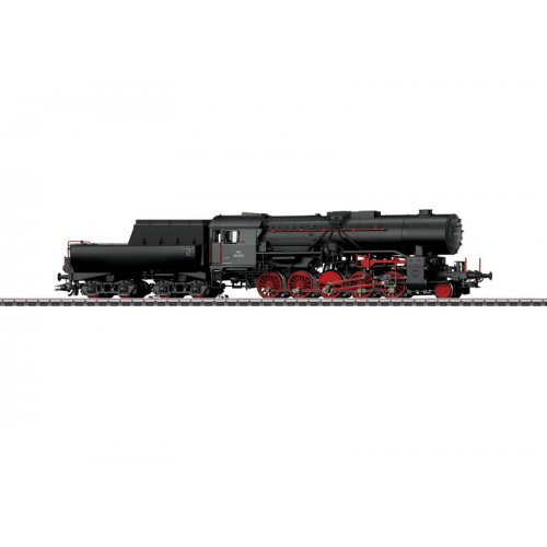 39045 Class 42 Heavy Steam Freight Locomotive with a Tub-Style Tender
