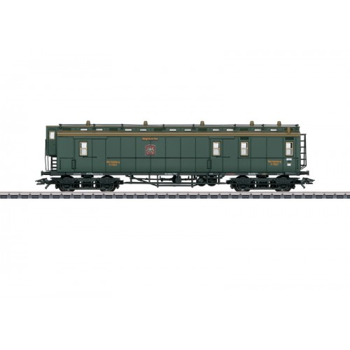 42292 Württemberg Mail Car