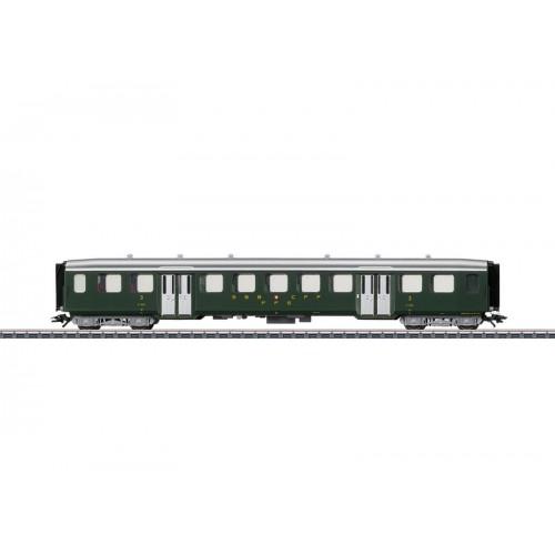 43372 Lightweight Steel Passenger Car, 3rd Class