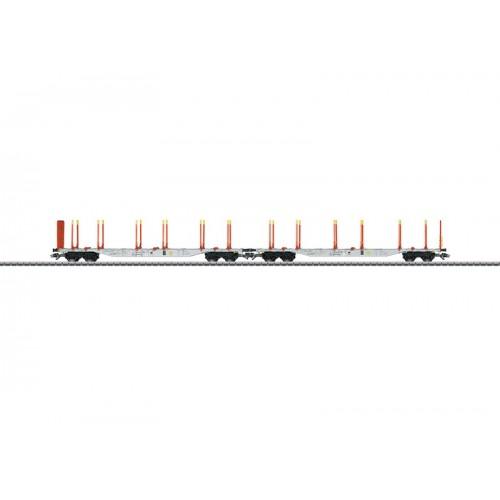 47067 Combined Load Transport Car Set