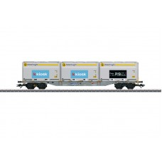 47459 Type Sgnss Container Transport Car