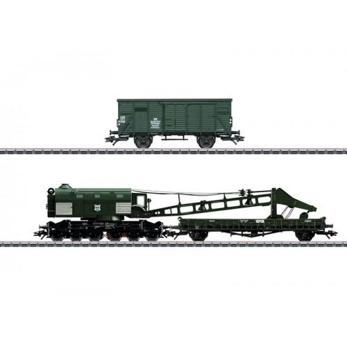 49570 Ardelt 57 Metric Ton Steam Crane