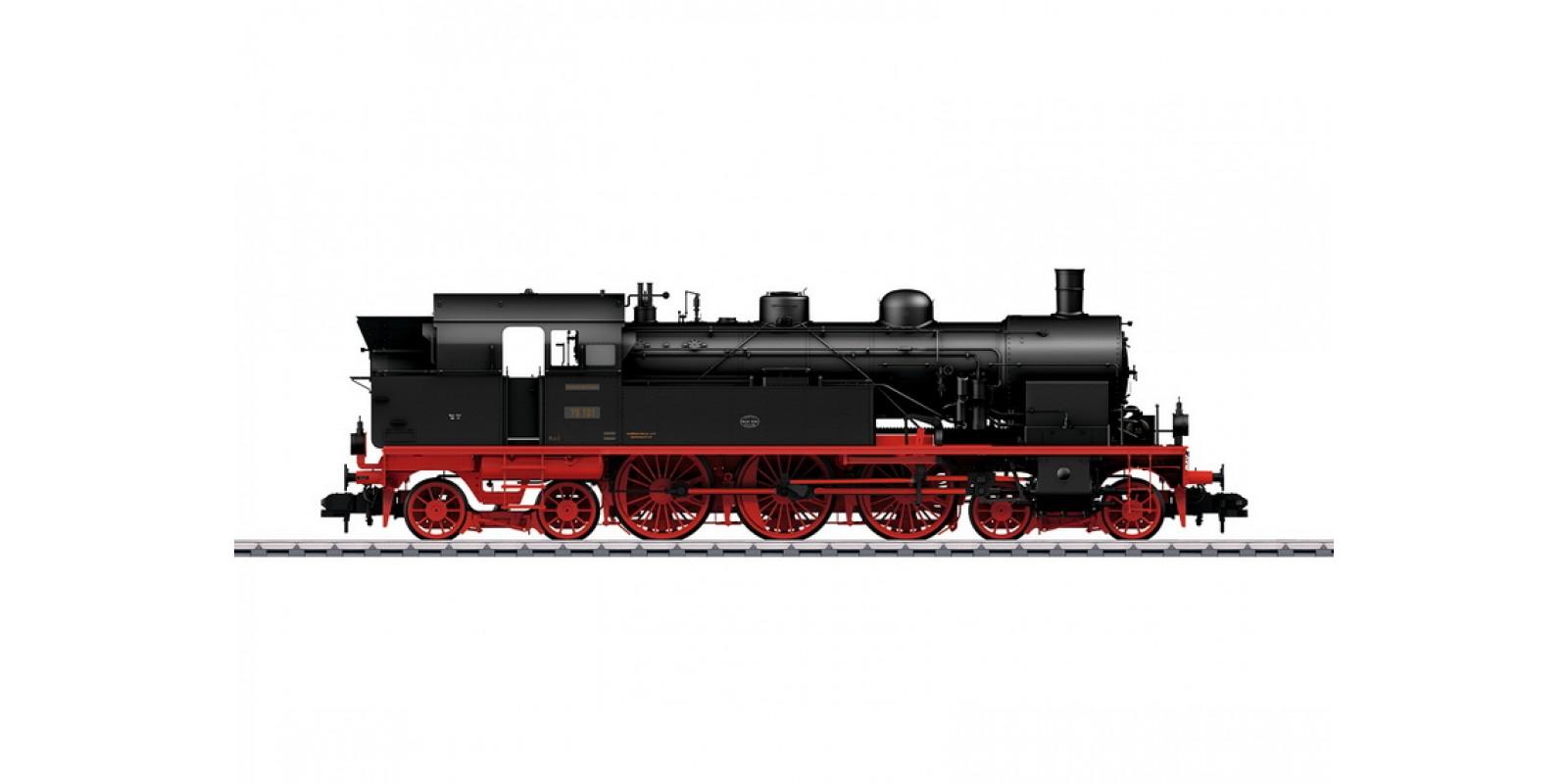 55072 Class 78 Steam Tank Locomotive