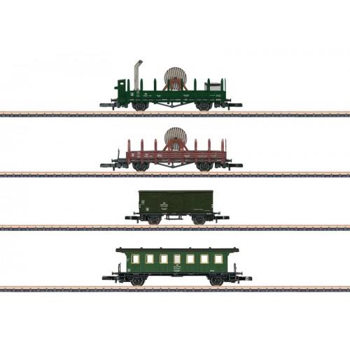 "82101 ""High Tension Current Train"" Car Set"