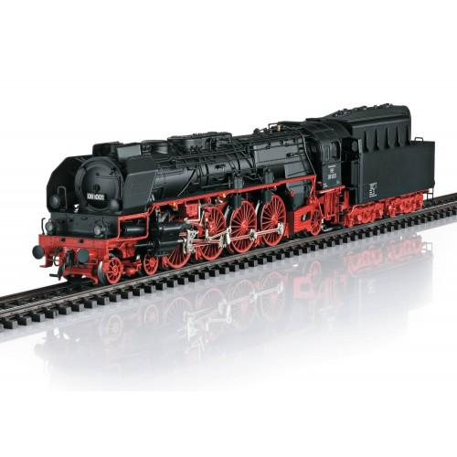 39242 BR08 1001 ex SNCF 241 A 21 Express Train Steam Locomotive