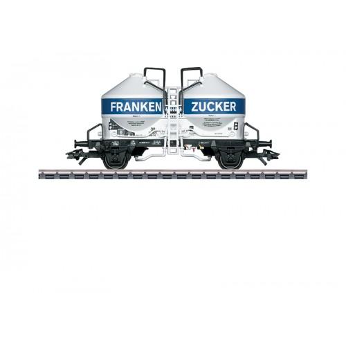 "46620 ""Frankenzucker"" Silo Container Car"