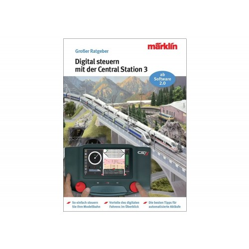 03083 Digital Control with the Central Station 3 Manual