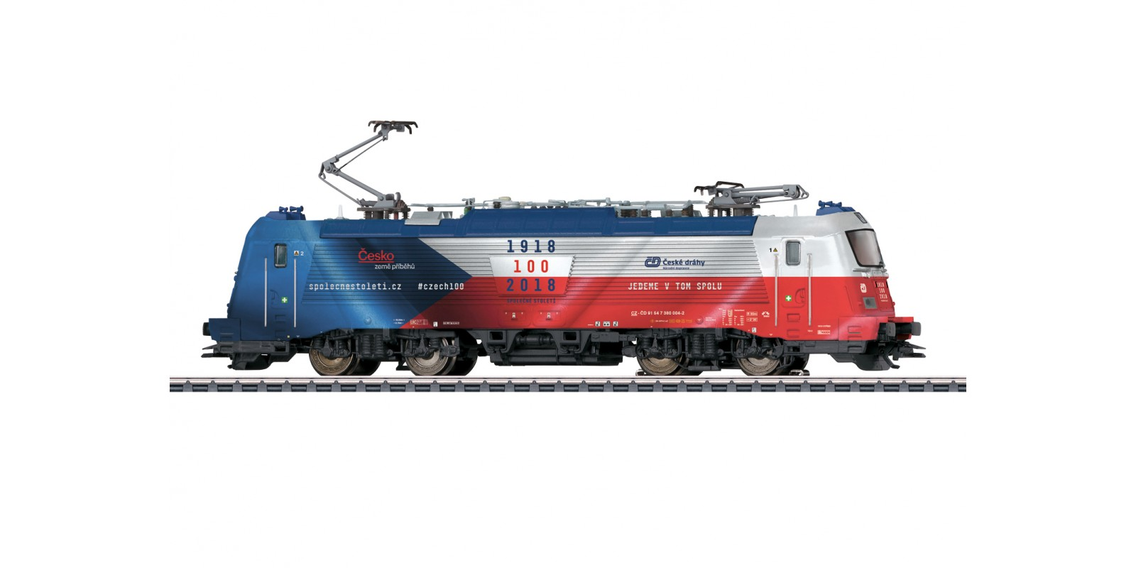 36201 Class 380 Electric Locomotive