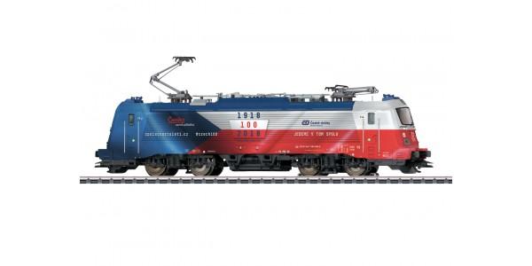 36201 Class 380 Electric Locomotive