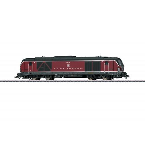 36292 Class 247 Diesel Locomotive